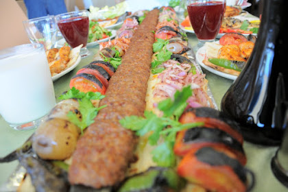 "Mengenal ""Hasanusta Kebab - Adana Kebap"", Kebab-nya Turki"