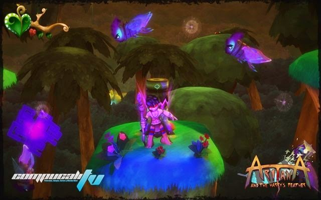 Aritana and the Harpys Feather PC Full