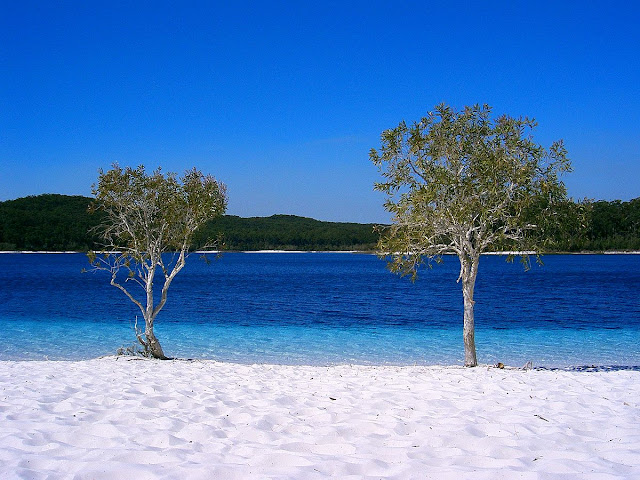 Lake McKenzie – Australia