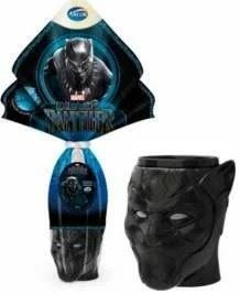 Lançamento Ovo Páscoa 2019 Pantera Negra com Caneca 3D - Preço, Onde Comprar