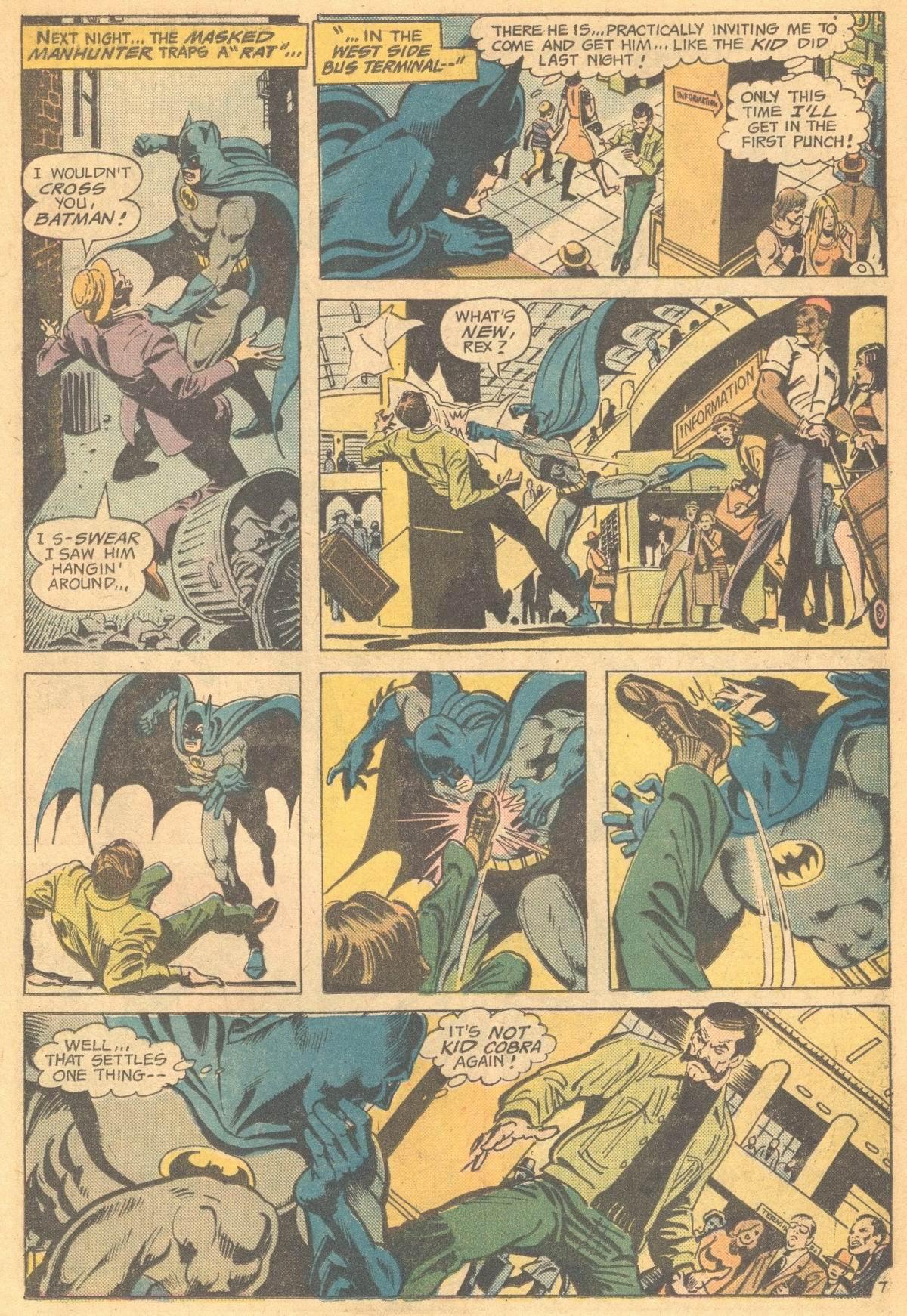 Detective Comics (1937) 454 Page 10