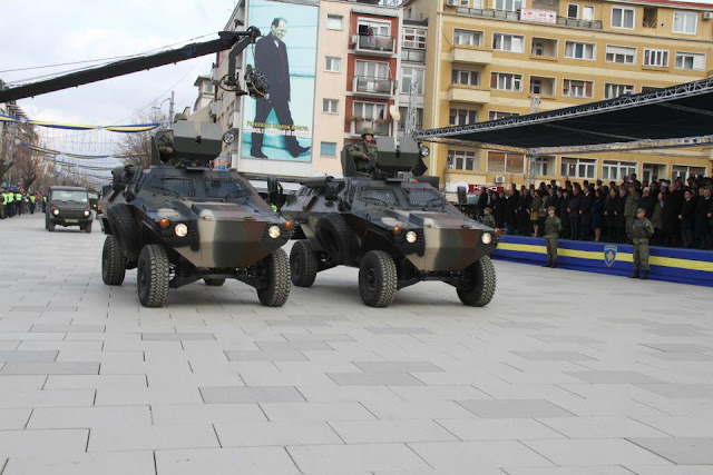 Image result for kosovo military