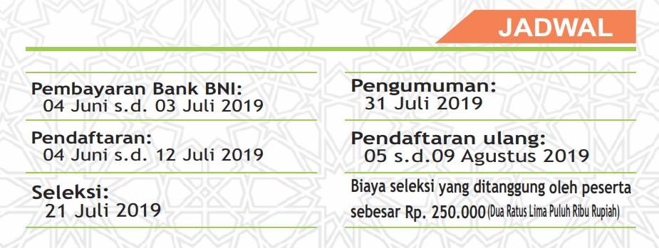 jadwal pendaftaran ujian mandiri UIN Alauddin Makassar 2019