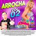 CD DJ FABRICIO INCOMPARAVEL - ARROCHA 2019 VOL.02