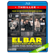 El bar (2017) BRRip 1080p Audio Castellano