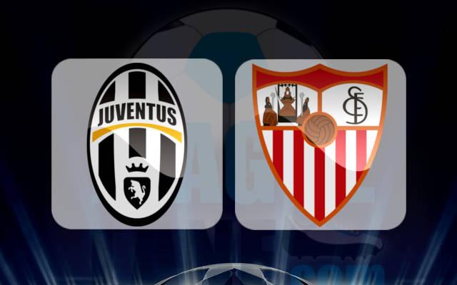 Juventus - Sevilja uživo prenos gledanje preko interneta
