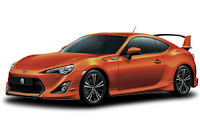 Daftar Harga atau Pricelist Toyota FT 86 Bandung