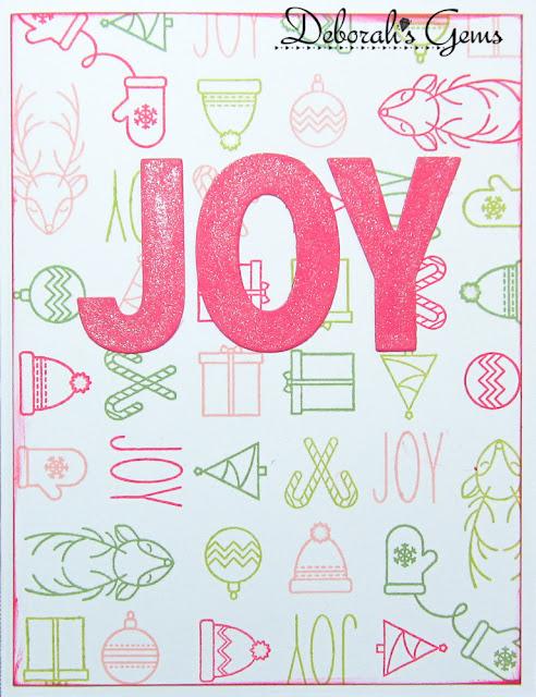 Joy - photo by Deborah Frings - Deborah's Gems