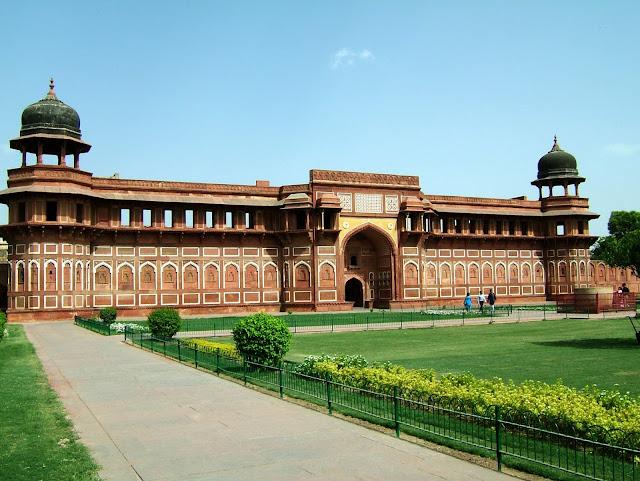 Agra Kalesi Hindistan