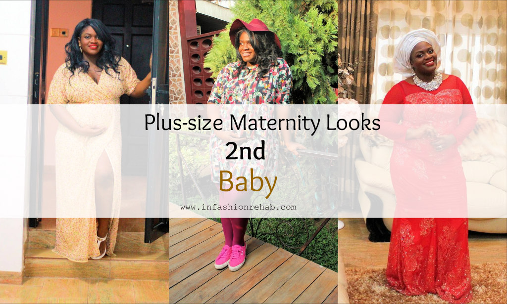 maternity style: inspirational plus-size maternity looks - 2nd