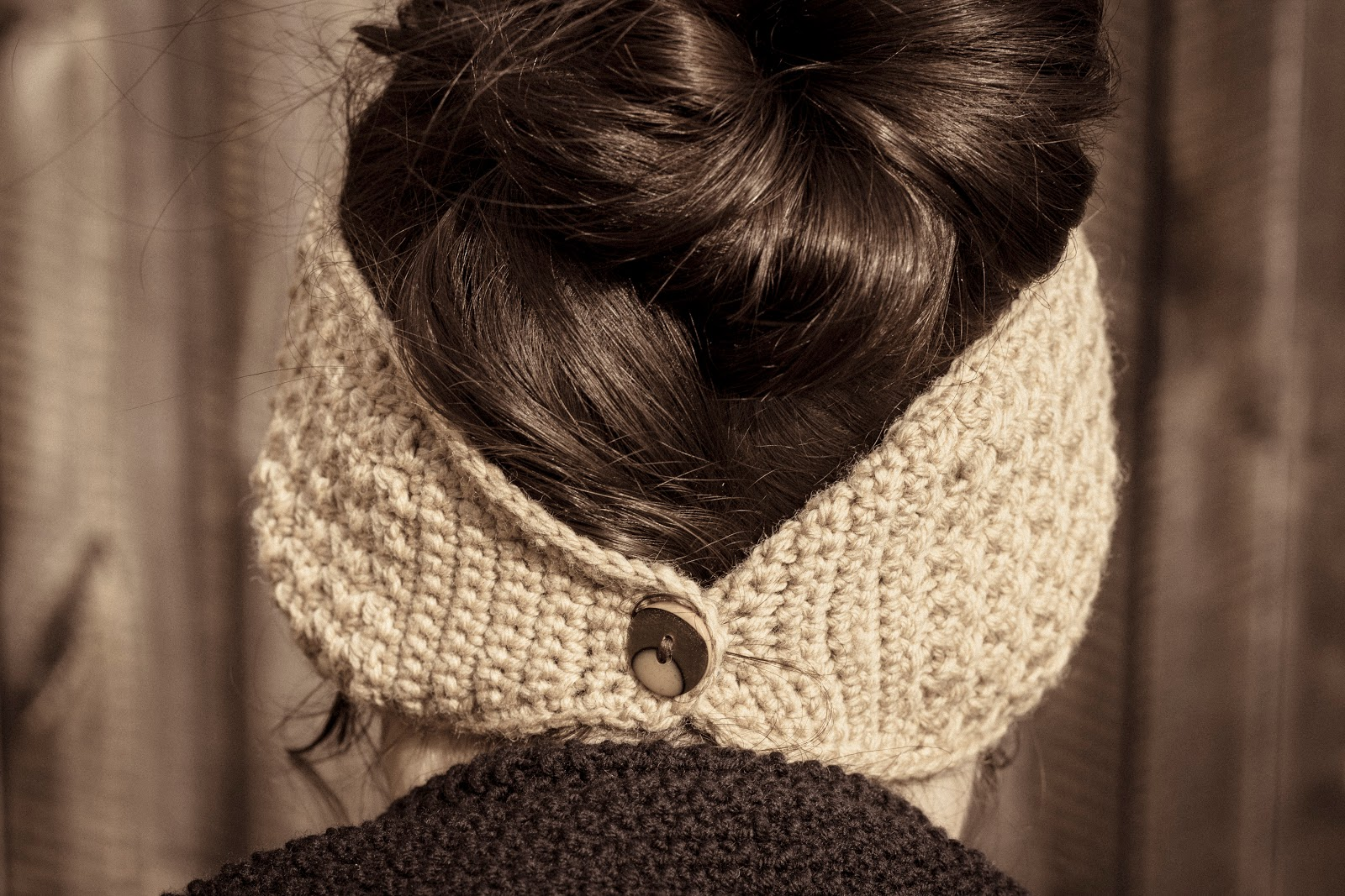 Stirnband selber häkeln - Green Bird - DIY Mode, Deko und Interieur