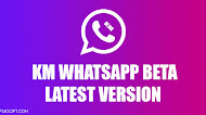[UPDATE] Download KM WhatsApp v8.25 Beta Revision 2