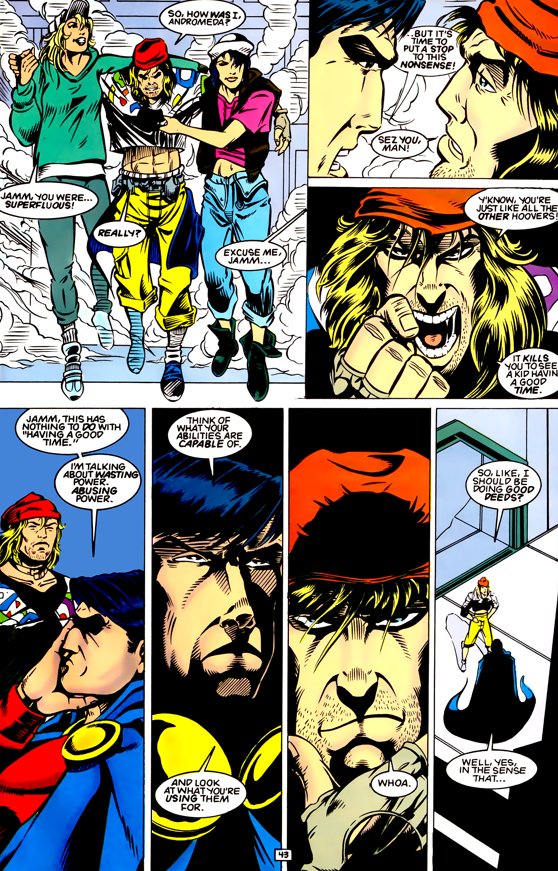 Legion of Super-Heroes (1989) _Annual_4 Page 43