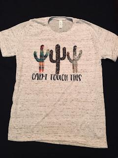 Cactus graphic tee
