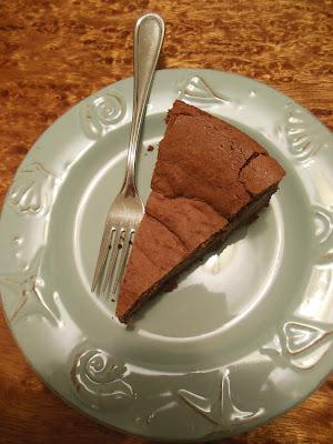 Chocolate Desserts to Celebrate Valentine's Day! Chocolate Cheesecake.