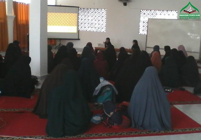 Muslimah MPI Lampung Sukses Gelar Dauroh Tahsin