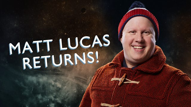 Doctor Who - Season 10 - Matt Lucas & Stephanie Hyam to Guest