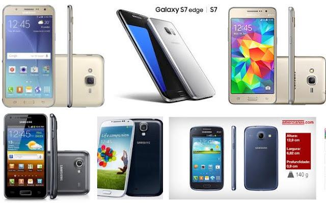 Comprar Celular Samsung Galaxy na Promoção
