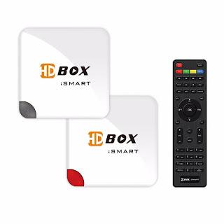 ATUALIZAÇÃO HDBOX iSMART HD CCM V1031 - 08/11/2017