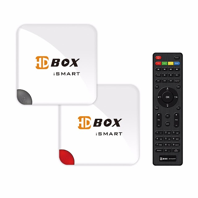 HDBOX iSMART HD CCM ATUALIZAÇÃO V1031 - 08/11/2017