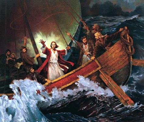Resultado de imagen de «¿Por qué estáis con tanto miedo? ¿Cómo no tenéis fe?»