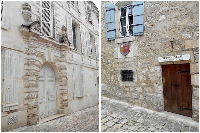 cognac, rue, ruelle, pavés, bullelodie