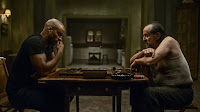 Ricky Whittle and Peter Stormare in American Gods (41)