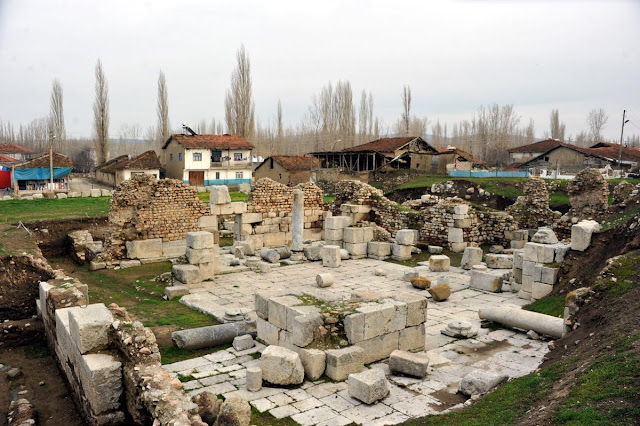 Ancient Sebastapolis faces illegal excavations