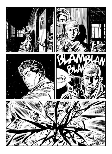 Sample page by Werner Maresta
