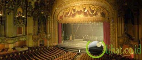 Palace Theatre di Los Angeles, Amerika Serikat