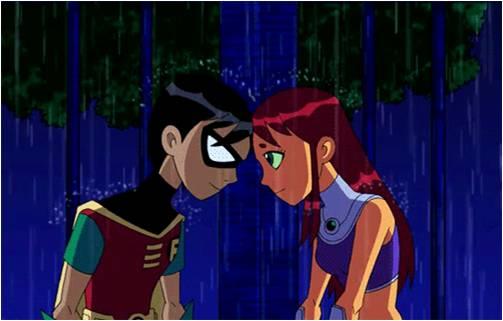 Teen Titans Disney