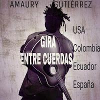 Concierto de Amaury Gutiérrez, Teror, Gran Canaria
