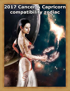 2017 Cancer & Capricorn compatibility zodiac forecast