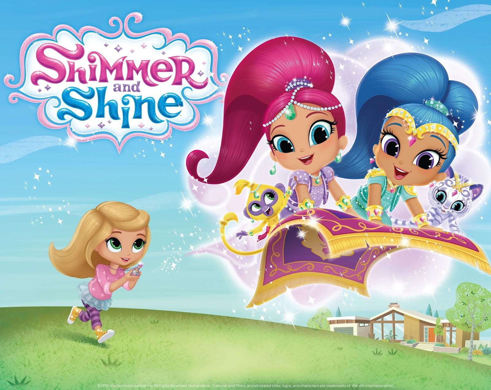 Shimmer & Shine estrena segunda temporada por Nick Jr. Mirá las ...