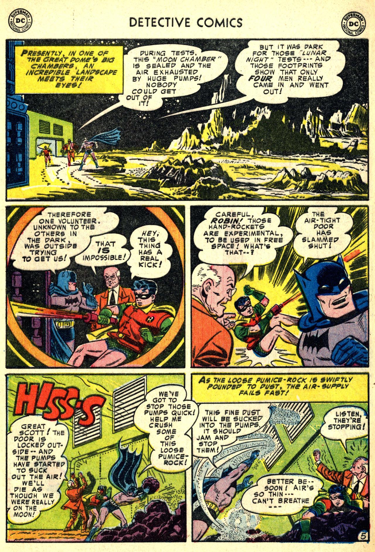 Detective Comics (1937) 208 Page 6