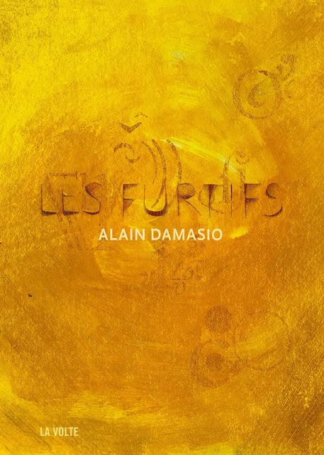 Couverture Les Furtifs d'Alain Damasio aux éditions La Volte par Stéphanie Aparicio