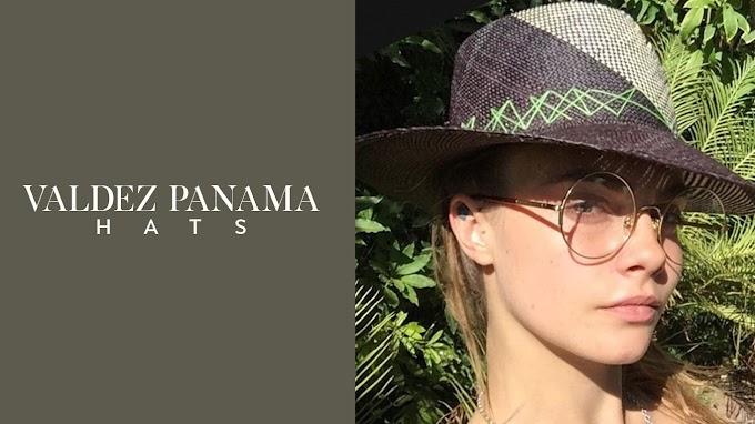Valdez Panama Hats Launch Campaign