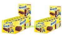 Logo Super Offerta! Nesquik Maxichoco Barretta al Cioccolato 24 x 600gr.: Solo € 7,74 anziché € 13,99
