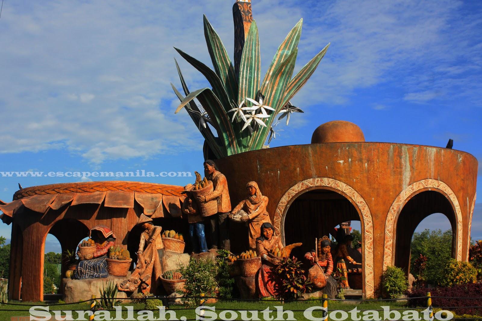 Surallah Tri-People Monument
