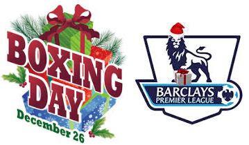Jadwal Boxing Day Liga Inggris Senin 26 Desember 2016