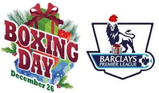 Jadwal Lengkap Liga Inggris 2017/2018 BOXING DAY