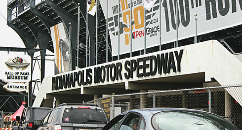 indianapolis motor speedway 100th indy 500