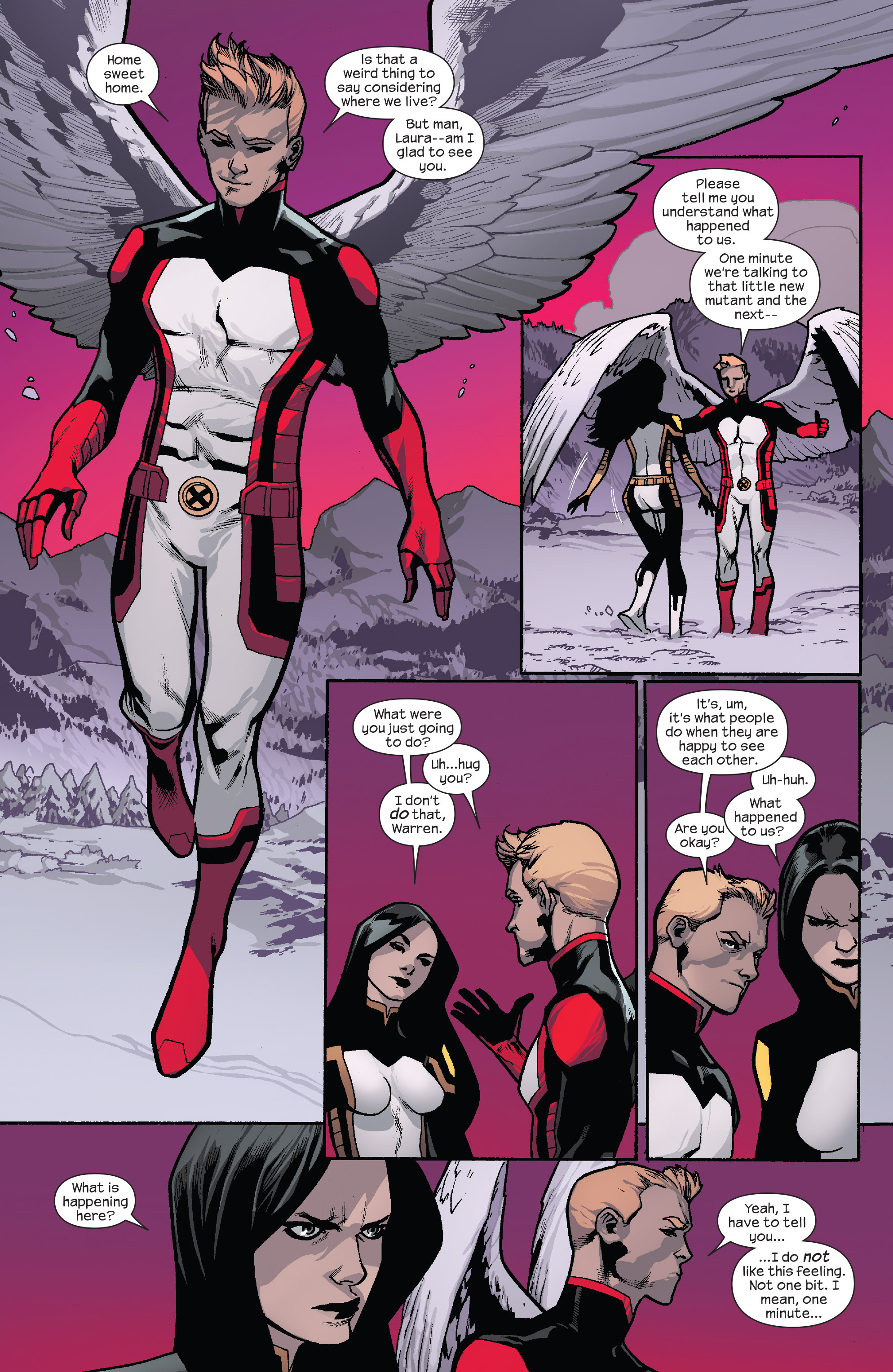 Read online All-New X-Men (2013) comic -  Issue #33 - 8