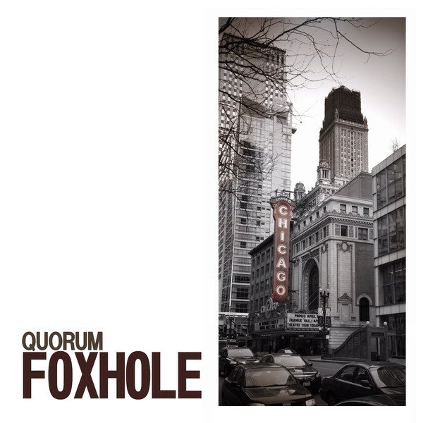[Album] QUORUM - FOXHOLE (2016.03.11/RAR/MP3)