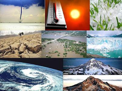 consecuencias calentamiento global