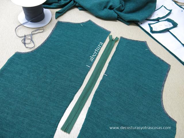 como hacer un jersey en una tarde