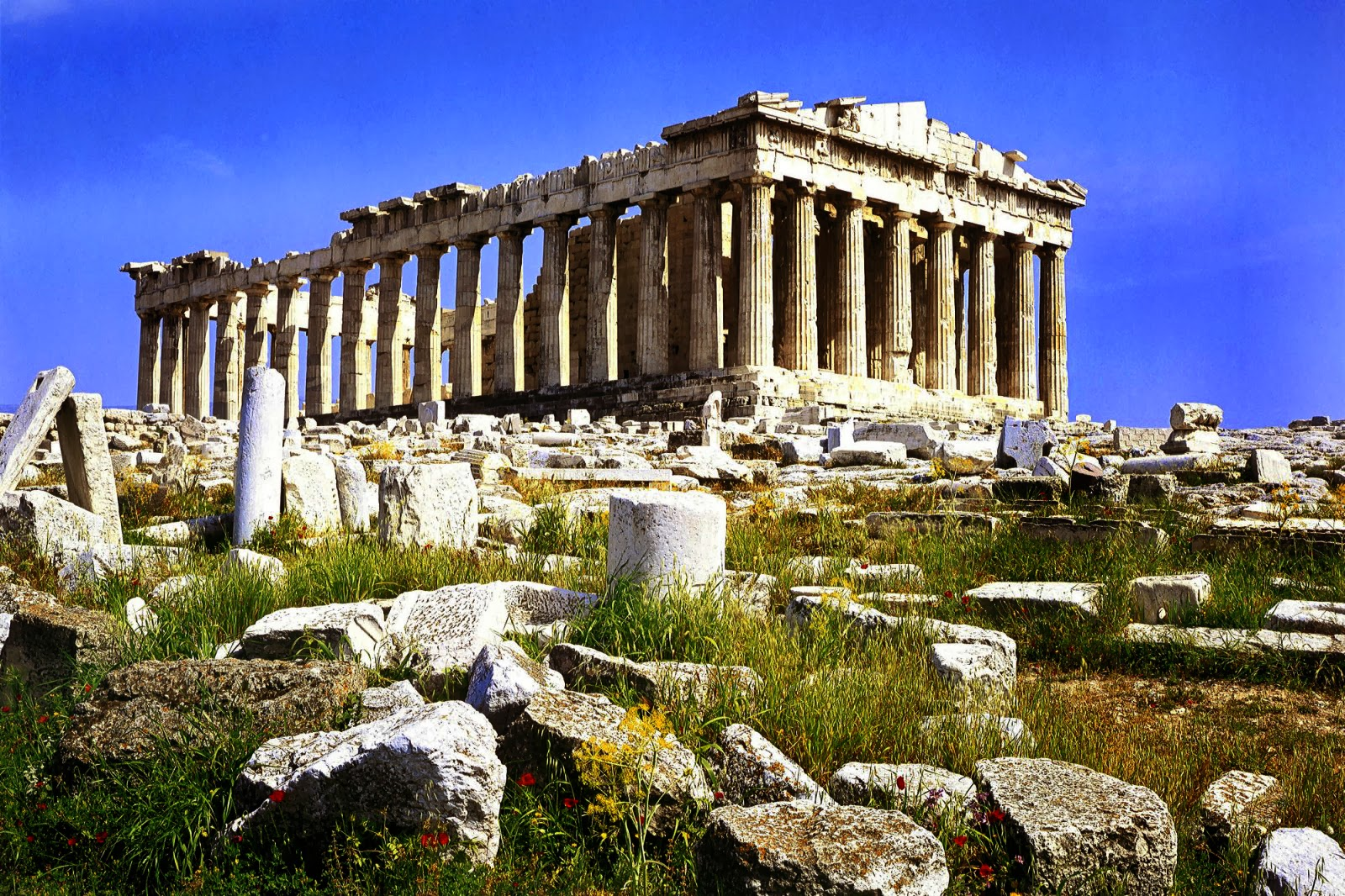 Athens ancient greece travel