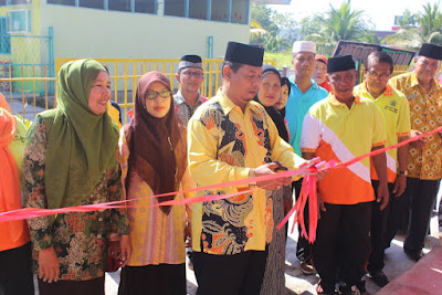 Kemenag Tanjungbalai Resmikan Kantor KPN ABDA