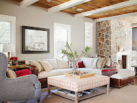 11+ Cottage Living Room Colorful Pics