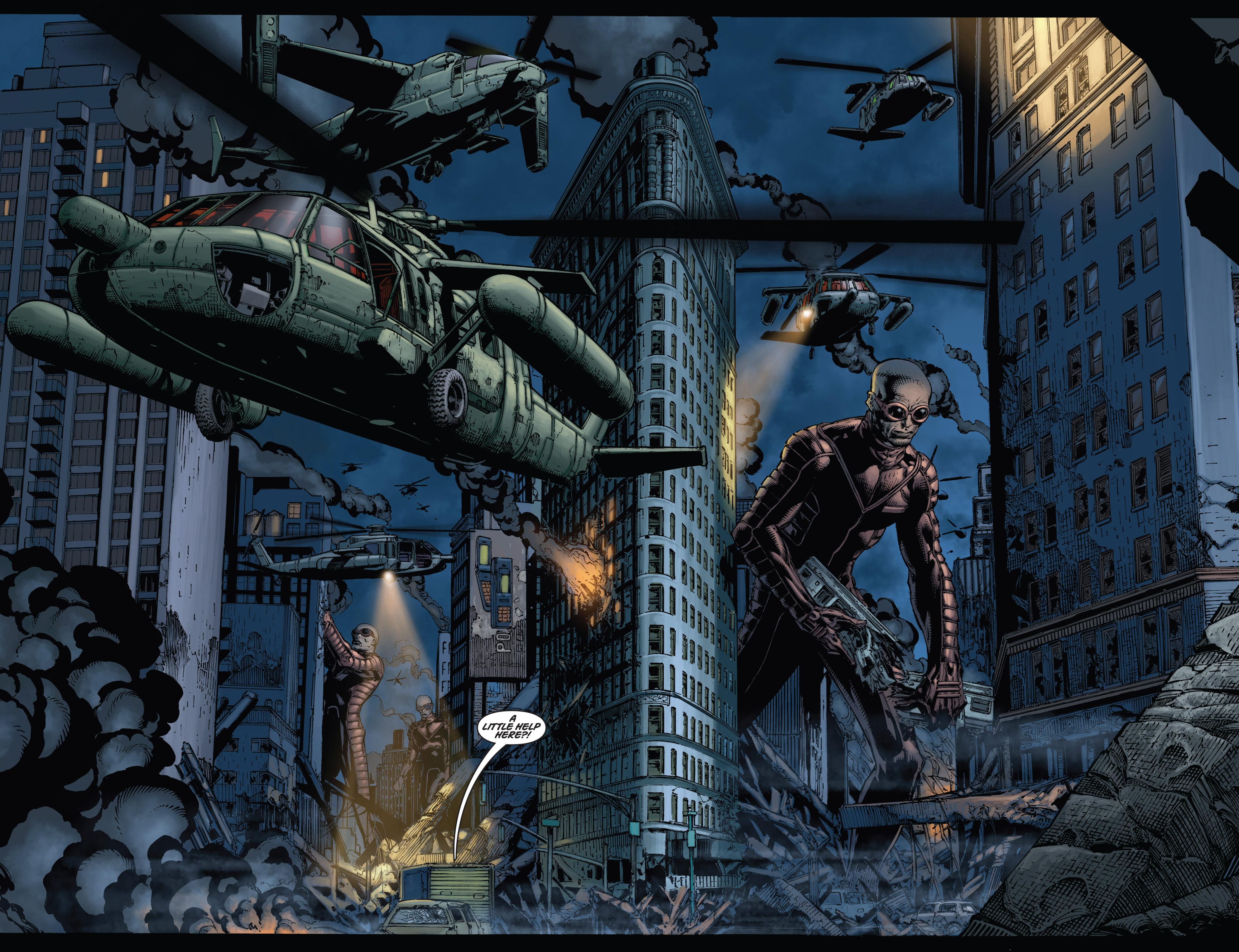 Read online Ultimatum comic -  Issue #2 - 4